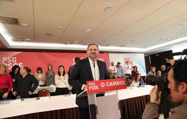Ábalos en Comité Nacional del PSOE gallego