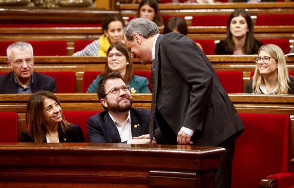 Torra Parlament