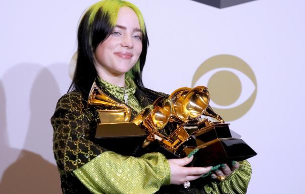Billie Grammy. / EFE