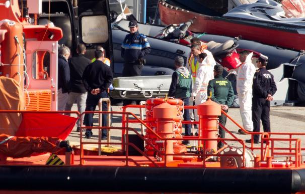 Hallan cadáver tripulante pesquero 'Rua Mar'