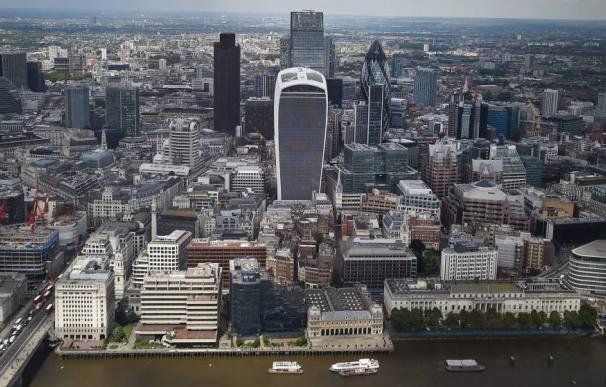 Fotografía de la City de Londres