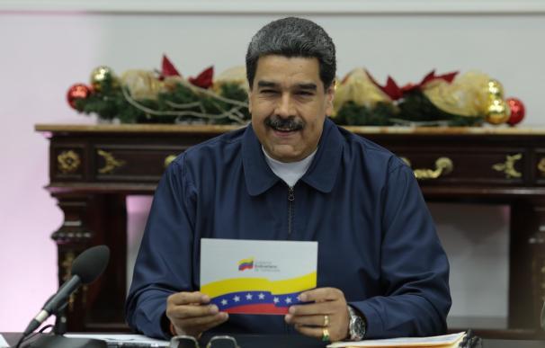 Nicolás Maduro. / EFE