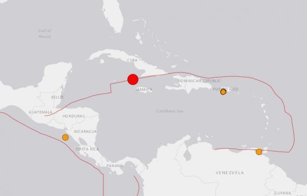 terremoto Jamaica