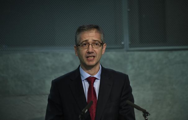 Pablo Hernández de Cos. gobernador del BE