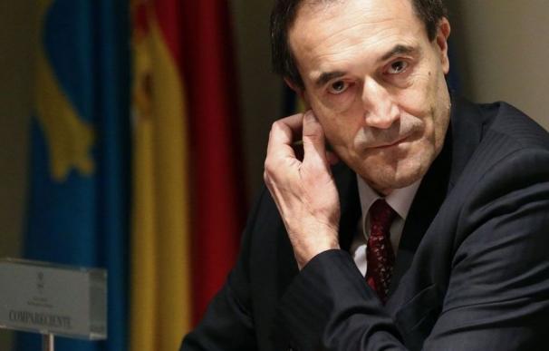 Manuel Menéndez en una imagen de archivo. El consejero delegado de Liberbank acudirá a la ampliación de capital. EFE/ED/archivo