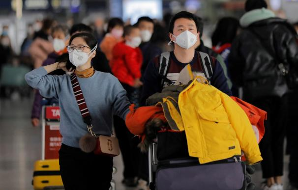 China coronavirus turismo