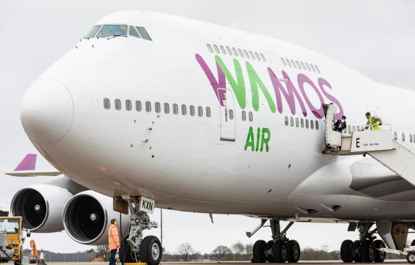 Coronavirus aviones Wamos