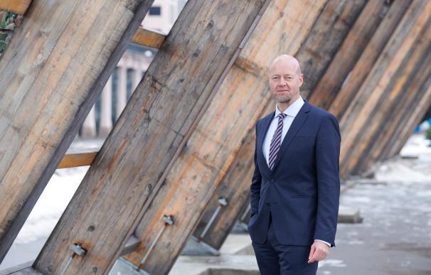 Yngve Slyngstad, CEO del Norges Bank Investment Management. /L.I.