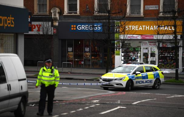 Terrorismo Londres