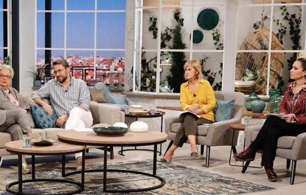 A partir de hoy, Máximo Huerta, TVE, Gemma Nierga