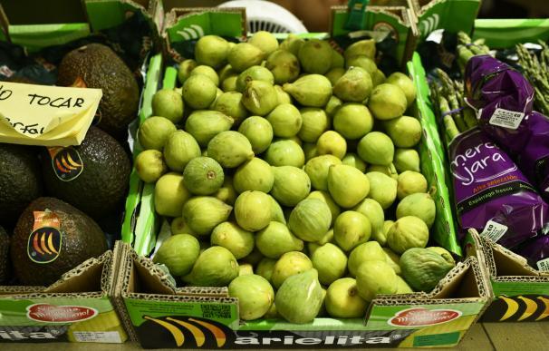 fruta supermercado agricultura