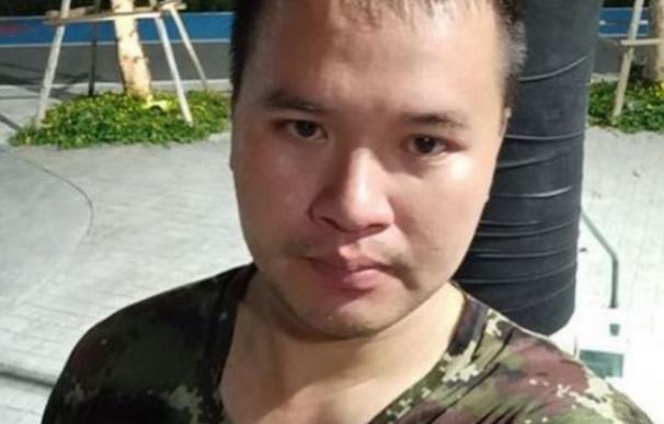 Autor del tiroteo en Tailandia