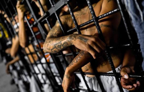 Las maras han regado de muerte El Salvador