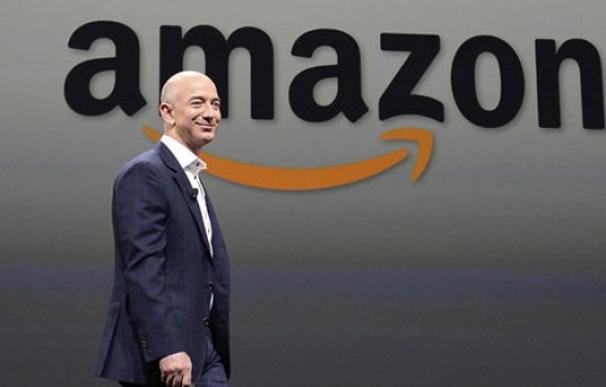 El fundador de Amazon, Jeff Bezos.