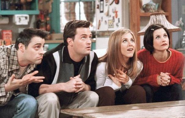Friends, Modern Family y Big Bang Theory, las series favoritas de los españoles para aprender inglés