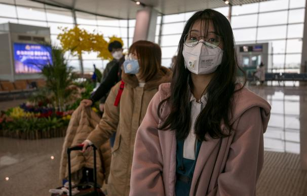 Coronavirus máscaras
