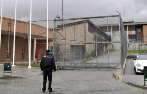 Cárcel de Segovia, prisión