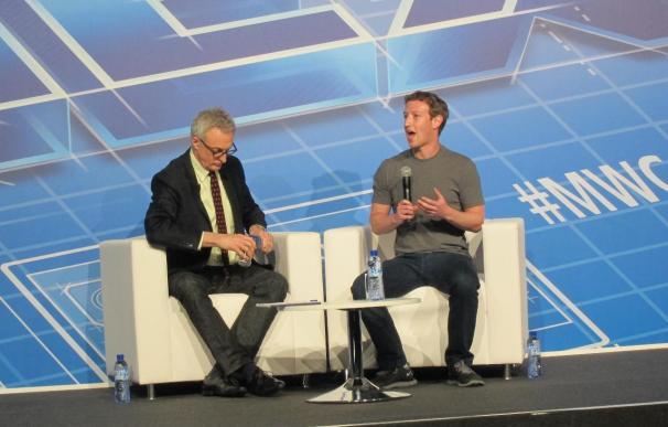 Zuckerberg (Facebook) regresa al Mobile World Congress de Barcelona