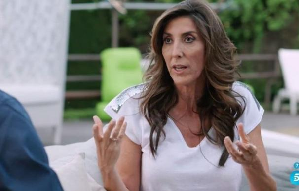 Paz Padilla desvela las adversidades detrás de su humor: dura infancia, un divorcio y trabajo amargo