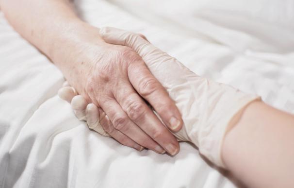 Fotografía de archivo: eutanasia