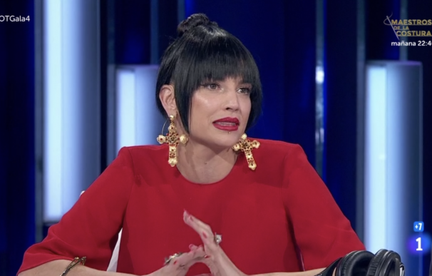 Natalia Jiménez, jurado de OT 2020