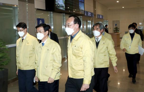 Afectados por el coronavirus en China