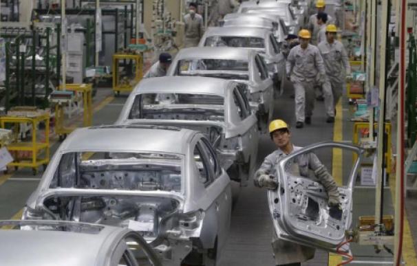 Fábrica de automóviles de Peugeot en China