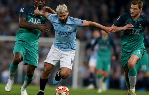 Manchester City - Tottenham de Champions