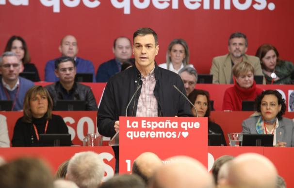 Sánchez sale a poner paz a la crisis de los agricultores y promete ayudas al campo