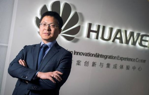 Tony Jin Yong Huawei