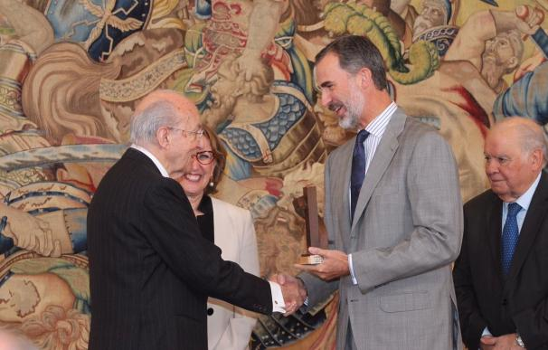 Arango con Felipe VI