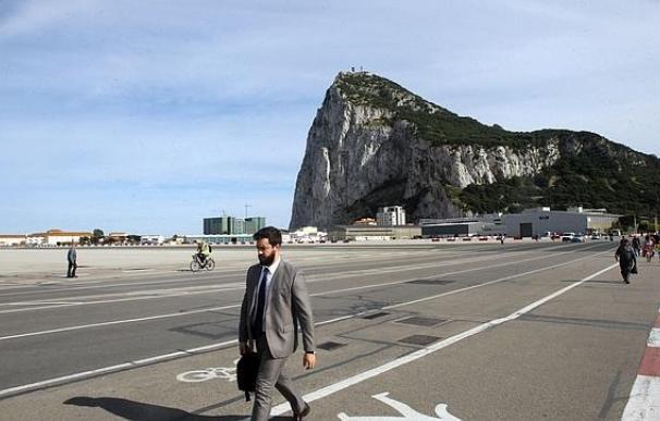 Fotografía Peñón de Gibraltar / EFE