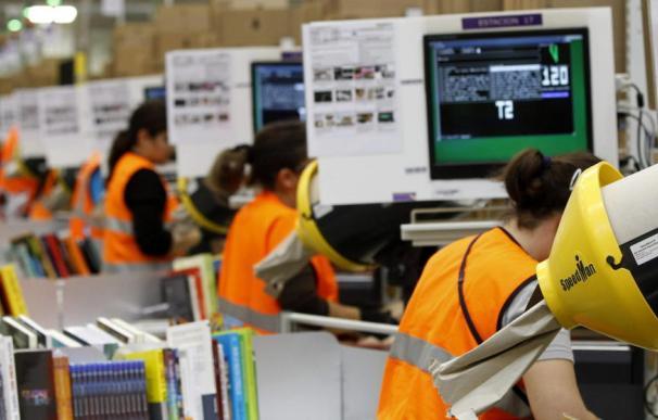"""Amazon marca el paso a la plantilla: """"Seis lados, seis segundos por cada paquete"""""""