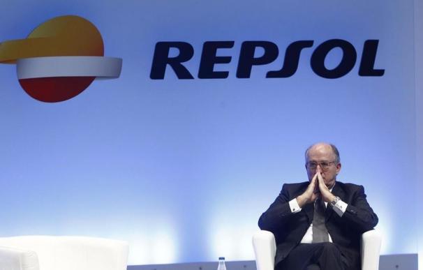 El presidente de Repsol, Antonio Brufau, renovará por dos años.