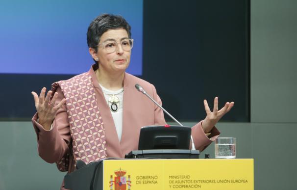 Arancha González Laya. /EP