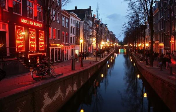 Barrio rojo (Amsterdam)