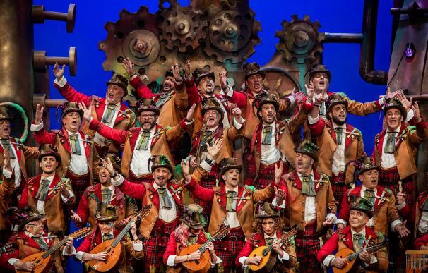 Chirigotas, coros y cuartetos: consulta los ganadores del Carnaval de Cádiz 2020