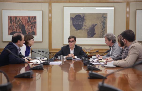 Reunión del Comité de Seguimiento del Coronavirus