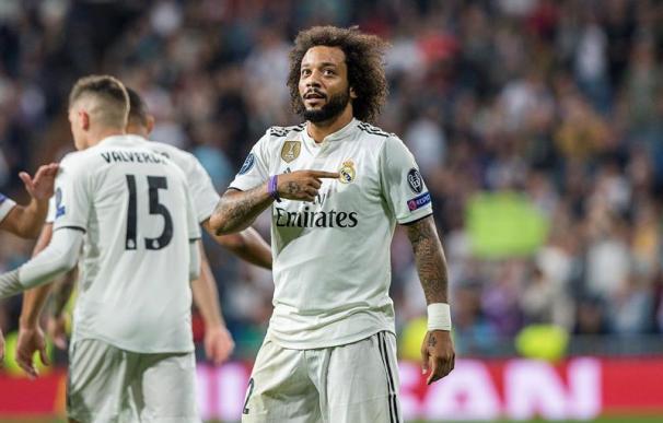 Fotografía Marcelo Real Madrid