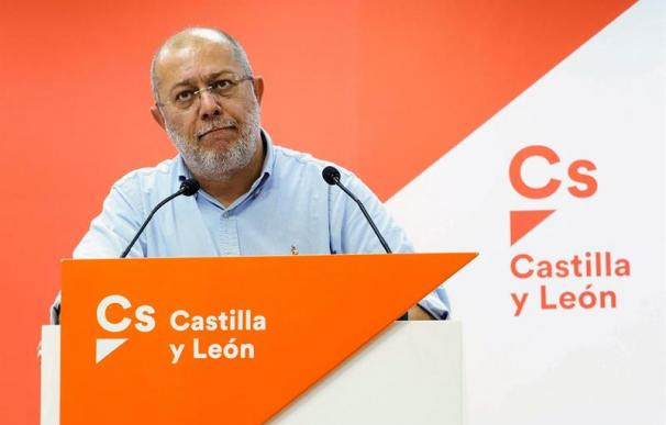 Francisco Igea, Ciudadanos, Castilla y León