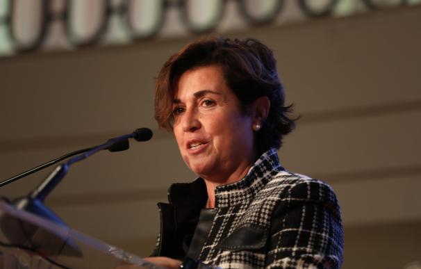 La consejera delegada de Iberdrola, Ángeles Santamaría, en una imagen de archivo