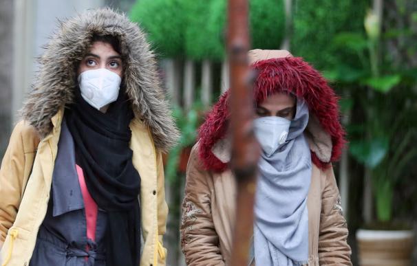 Irán coronavirus