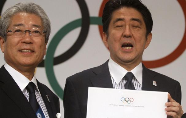 Tokio y el COI firman el contrato que les unirá hasta 2020