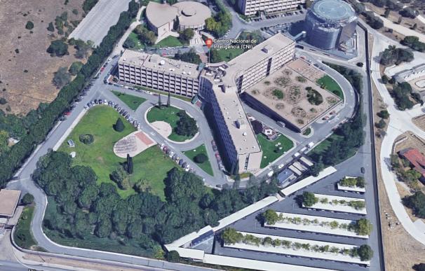Sede central del CNI