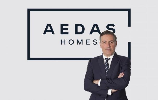 David Martínez, consejero delegado de Aedas Homes