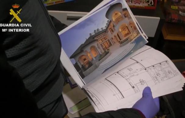 La casa que se quería hacer el matrimonio en Rumanía