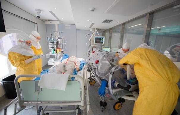 Unidad de Aislamiento Hospital Clínic