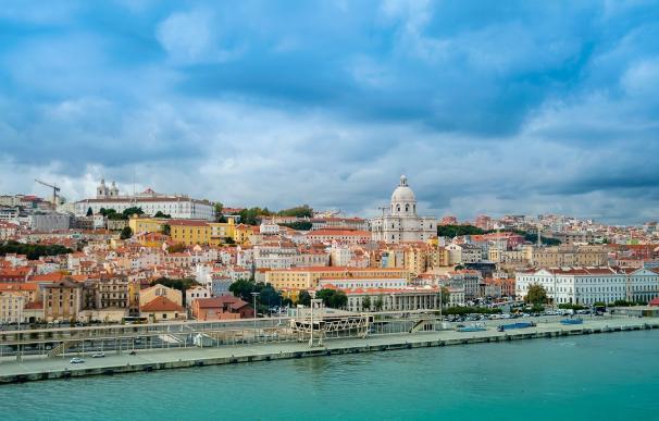 Fotografía de Lisboa.
