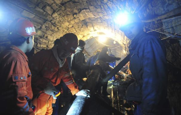 Al menos nueve muertos por una explosión en una mina en el norte de China