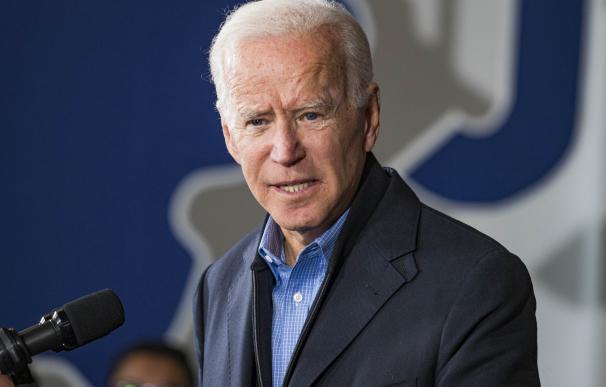 El exvicepresidente Joe Biden.